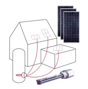 warmwasser mit photovoltaik dank dem pv heater q von suncrest ee. Black Bedroom Furniture Sets. Home Design Ideas